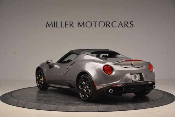 New 2016 Alfa Romeo 4C Spider for sale Sold at Alfa Romeo of Westport in Westport CT 06880 17