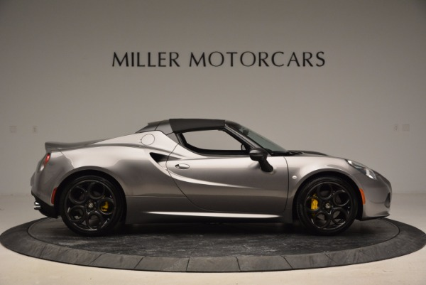 New 2016 Alfa Romeo 4C Spider for sale Sold at Alfa Romeo of Westport in Westport CT 06880 21