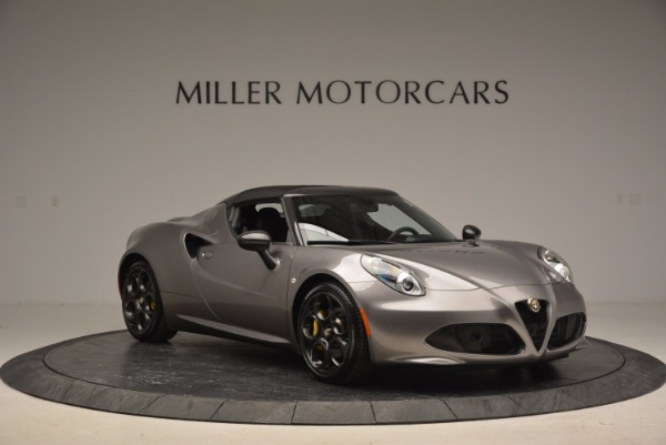 New 2016 Alfa Romeo 4C Spider for sale Sold at Alfa Romeo of Westport in Westport CT 06880 23