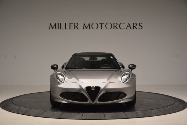 New 2016 Alfa Romeo 4C Spider for sale Sold at Alfa Romeo of Westport in Westport CT 06880 24