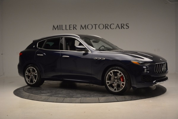 New 2017 Maserati Levante S Q4 for sale Sold at Alfa Romeo of Westport in Westport CT 06880 10
