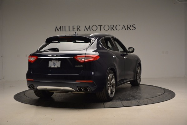 New 2017 Maserati Levante S Q4 for sale Sold at Alfa Romeo of Westport in Westport CT 06880 7
