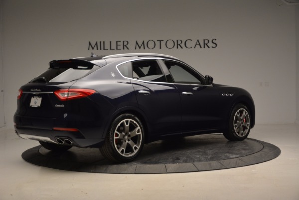 New 2017 Maserati Levante S Q4 for sale Sold at Alfa Romeo of Westport in Westport CT 06880 8
