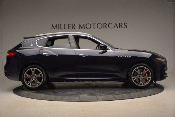 New 2017 Maserati Levante S Q4 for sale Sold at Alfa Romeo of Westport in Westport CT 06880 9