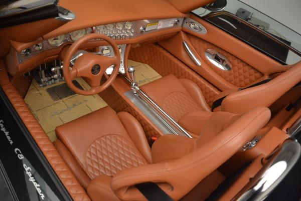 Used 2006 Spyker C8 Spyder for sale Sold at Alfa Romeo of Westport in Westport CT 06880 13