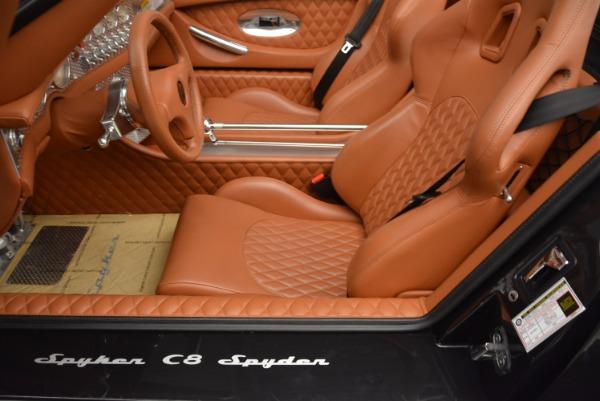 Used 2006 Spyker C8 Spyder for sale Sold at Alfa Romeo of Westport in Westport CT 06880 15