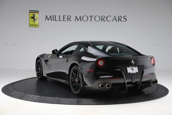 Used 2016 Ferrari F12 Berlinetta for sale Sold at Alfa Romeo of Westport in Westport CT 06880 5