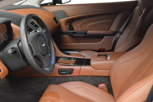 Used 2015 Aston Martin V12 Vantage S for sale Sold at Alfa Romeo of Westport in Westport CT 06880 13