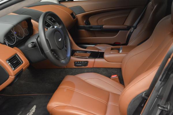 Used 2015 Aston Martin V12 Vantage S for sale Sold at Alfa Romeo of Westport in Westport CT 06880 14