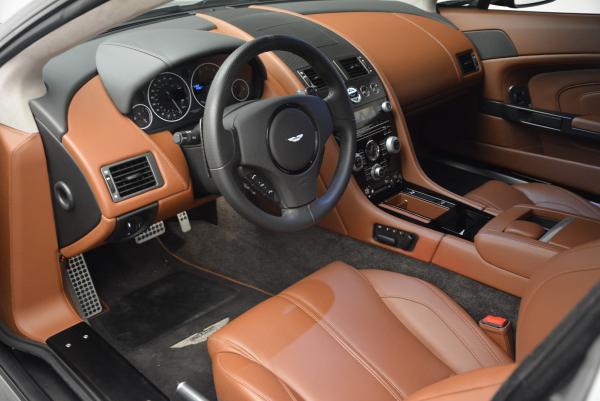 Used 2015 Aston Martin V12 Vantage S for sale Sold at Alfa Romeo of Westport in Westport CT 06880 15