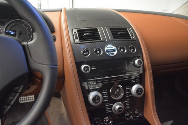 Used 2015 Aston Martin V12 Vantage S for sale Sold at Alfa Romeo of Westport in Westport CT 06880 18