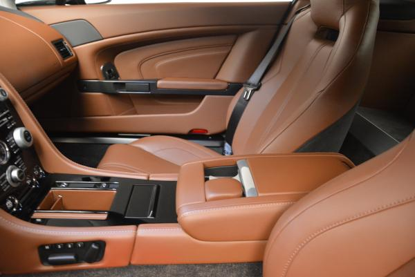 Used 2015 Aston Martin V12 Vantage S for sale Sold at Alfa Romeo of Westport in Westport CT 06880 19