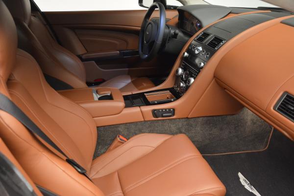 Used 2015 Aston Martin V12 Vantage S for sale Sold at Alfa Romeo of Westport in Westport CT 06880 23