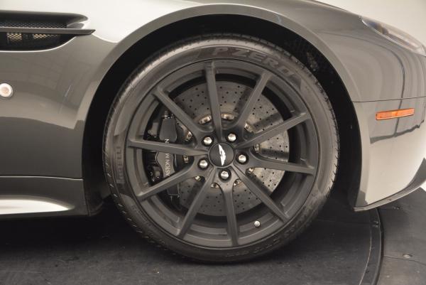 Used 2015 Aston Martin V12 Vantage S for sale Sold at Alfa Romeo of Westport in Westport CT 06880 28