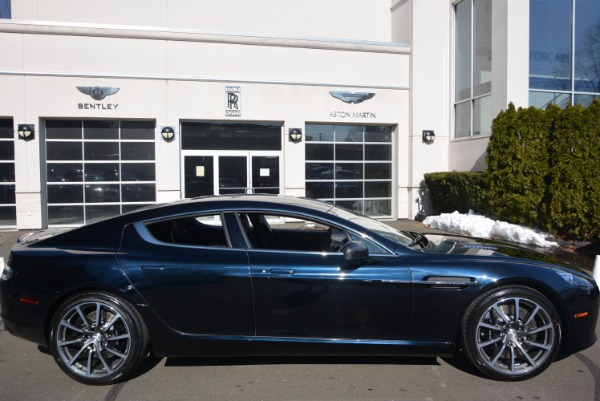 New 2017 Aston Martin Rapide S Shadow Edition for sale Sold at Alfa Romeo of Westport in Westport CT 06880 26