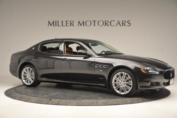 Used 2013 Maserati Quattroporte S for sale Sold at Alfa Romeo of Westport in Westport CT 06880 10