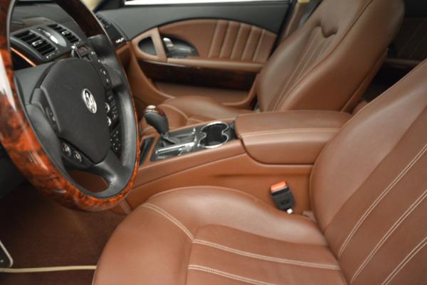 Used 2013 Maserati Quattroporte S for sale Sold at Alfa Romeo of Westport in Westport CT 06880 14