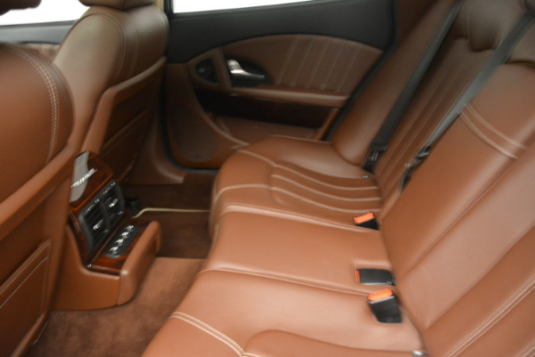 Used 2013 Maserati Quattroporte S for sale Sold at Alfa Romeo of Westport in Westport CT 06880 18