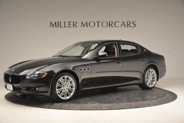 Used 2013 Maserati Quattroporte S for sale Sold at Alfa Romeo of Westport in Westport CT 06880 2