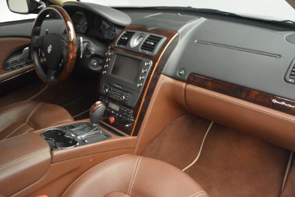 Used 2013 Maserati Quattroporte S for sale Sold at Alfa Romeo of Westport in Westport CT 06880 22