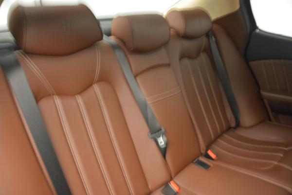 Used 2013 Maserati Quattroporte S for sale Sold at Alfa Romeo of Westport in Westport CT 06880 23