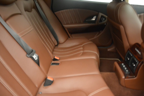 Used 2013 Maserati Quattroporte S for sale Sold at Alfa Romeo of Westport in Westport CT 06880 24