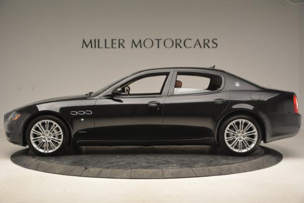 Used 2013 Maserati Quattroporte S for sale Sold at Alfa Romeo of Westport in Westport CT 06880 3