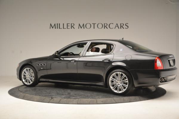 Used 2013 Maserati Quattroporte S for sale Sold at Alfa Romeo of Westport in Westport CT 06880 4