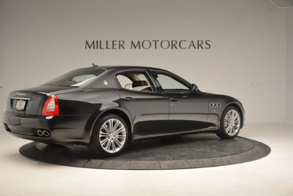 Used 2013 Maserati Quattroporte S for sale Sold at Alfa Romeo of Westport in Westport CT 06880 8