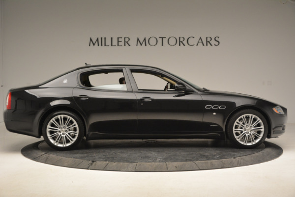Used 2013 Maserati Quattroporte S for sale Sold at Alfa Romeo of Westport in Westport CT 06880 9