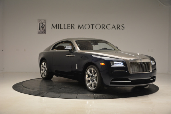 Used 2015 Rolls-Royce Wraith for sale Call for price at Alfa Romeo of Westport in Westport CT 06880 11