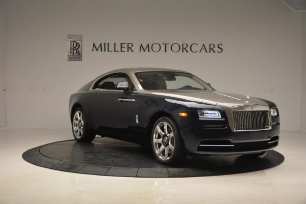Used 2015 Rolls-Royce Wraith for sale $178,900 at Alfa Romeo of Westport in Westport CT 06880 11