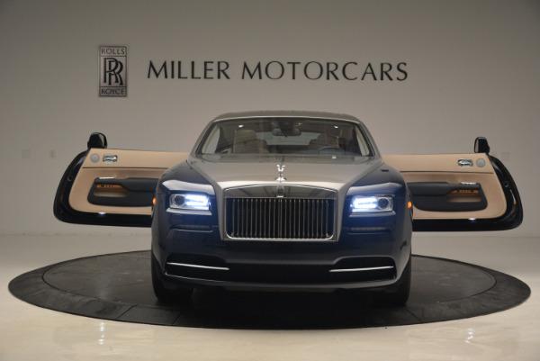 Used 2015 Rolls-Royce Wraith for sale $178,900 at Alfa Romeo of Westport in Westport CT 06880 13