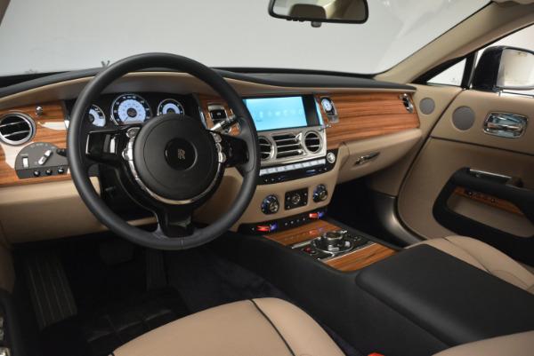 Used 2015 Rolls-Royce Wraith for sale $178,900 at Alfa Romeo of Westport in Westport CT 06880 16