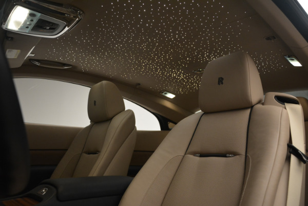 Used 2015 Rolls-Royce Wraith for sale $178,900 at Alfa Romeo of Westport in Westport CT 06880 17