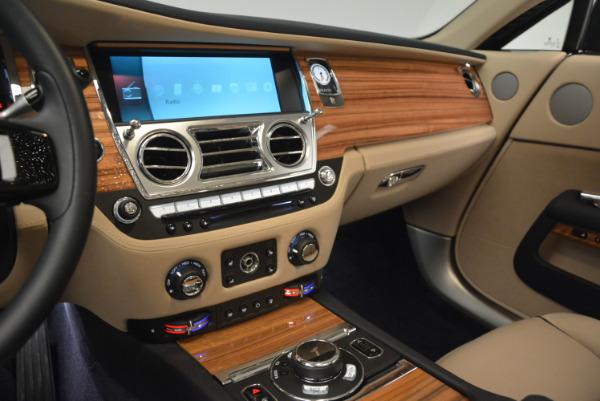Used 2015 Rolls-Royce Wraith for sale $178,900 at Alfa Romeo of Westport in Westport CT 06880 19