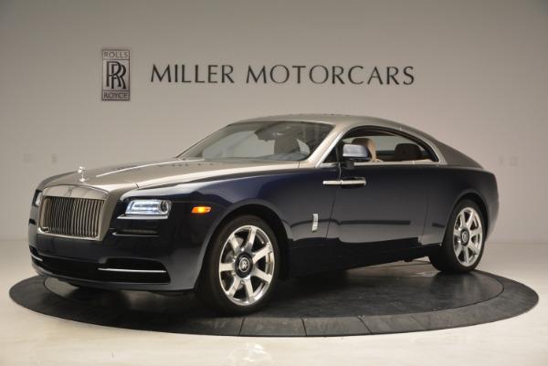 Used 2015 Rolls-Royce Wraith for sale $178,900 at Alfa Romeo of Westport in Westport CT 06880 2
