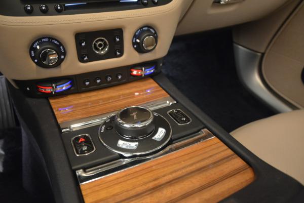 Used 2015 Rolls-Royce Wraith for sale $178,900 at Alfa Romeo of Westport in Westport CT 06880 21