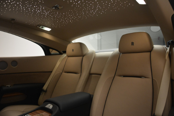Used 2015 Rolls-Royce Wraith for sale $178,900 at Alfa Romeo of Westport in Westport CT 06880 22