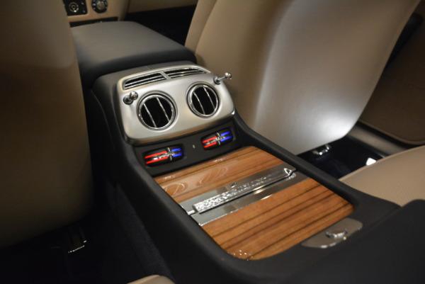 Used 2015 Rolls-Royce Wraith for sale $178,900 at Alfa Romeo of Westport in Westport CT 06880 24