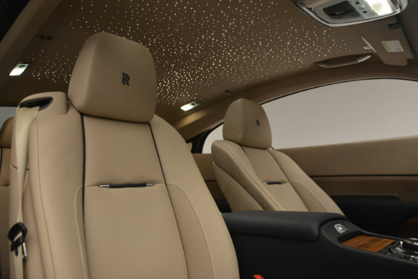 Used 2015 Rolls-Royce Wraith for sale Call for price at Alfa Romeo of Westport in Westport CT 06880 26
