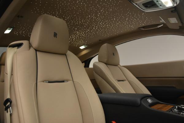 Used 2015 Rolls-Royce Wraith for sale $178,900 at Alfa Romeo of Westport in Westport CT 06880 26