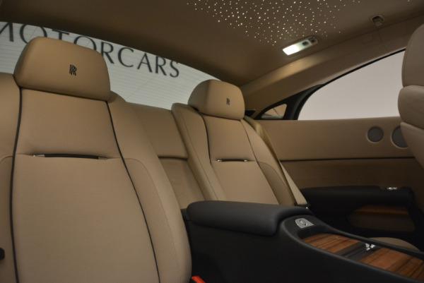 Used 2015 Rolls-Royce Wraith for sale $178,900 at Alfa Romeo of Westport in Westport CT 06880 28