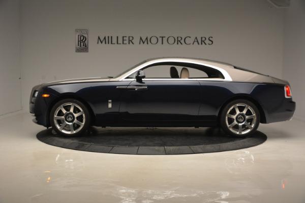 Used 2015 Rolls-Royce Wraith for sale $178,900 at Alfa Romeo of Westport in Westport CT 06880 3