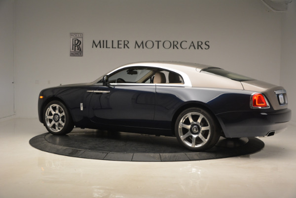 Used 2015 Rolls-Royce Wraith for sale $178,900 at Alfa Romeo of Westport in Westport CT 06880 4