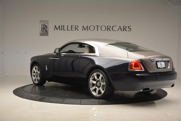 Used 2015 Rolls-Royce Wraith for sale $178,900 at Alfa Romeo of Westport in Westport CT 06880 5