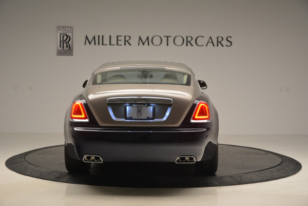 Used 2015 Rolls-Royce Wraith for sale $178,900 at Alfa Romeo of Westport in Westport CT 06880 6