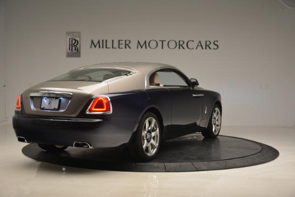 Used 2015 Rolls-Royce Wraith for sale $178,900 at Alfa Romeo of Westport in Westport CT 06880 7