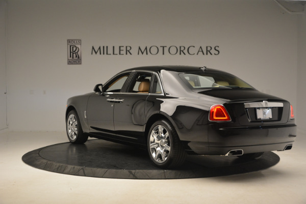Used 2013 Rolls-Royce Ghost for sale Sold at Alfa Romeo of Westport in Westport CT 06880 5