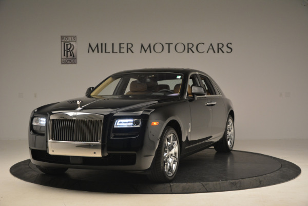Used 2013 Rolls-Royce Ghost for sale Sold at Alfa Romeo of Westport in Westport CT 06880 1